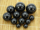 Natural Black Onyx Gemstone Round Sphere Ball Healing Collectible 8mm 10mm 12mm