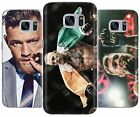 Conor McGregor MMA Irish Fighter Flag Art Phone Cover Case fits Samsung Galaxy