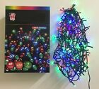 Multi Colour Chaser LED Christmas Light 200 300 500 Indoor Outdoor Xmas Light