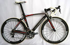50 XS STRADALLI CARBON FIBER AERO 7 SHIMANO DURA ACE 9070 DI2 ROAD BICYCLE BIKE