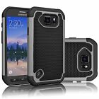 Shockproof Hybrid Rugged Rubber Hard Case Cover for Samsung Galaxy S6 Active