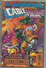 Cable & Machine Man , Vintage Marvel Annual from 1998