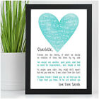 Personalised Friendship Gift - Best Friends Print Gift Present For Her BFF Gift