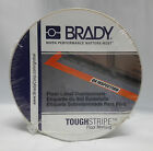 """Brady overlam Tape 2"""" x 50' Roll B634 White and clear  *free shipping worldwide*"""
