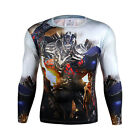 Optimus Prime Transformers Age of Extinction Sports T-Shirt Gym Cycling Jersey - Time Remaining: 2 days 10 hours 17 minutes 55 seconds