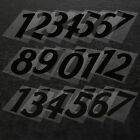 Iron-On Football Kit Numbers - Complete Team Numbers 1-17 Print Your Own Kit