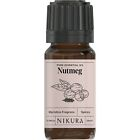 10ml, 50ml, 100ml NUTMEG ESSENTIAL OIL - 100% Pure and Natural (Aromatherapy)