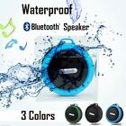 Waterproof Portable Rechargeable Wireless Bluetooth Speakers Mini Super Bass