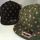 SAN FRANCISCO GIANTS STRAPBACK HAT AMERICAN NEEDLE SNAPBACK CAMO BLACK
