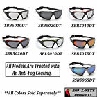 PYRAMEX HIGHLANDER SAFETY GLASSES CONSTRUCTION WORK MOTORCYCLE SUNGLASSES (1 EA)