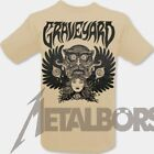 Graveyard Monstertryck Camiseta 105425 #