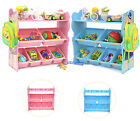 Childs Furniture Toy Storage Boxes Shelves Shelf Unit Organiser Cabinet Bookcase