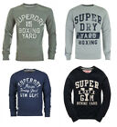 Kyпить Men's Superdry Boxing Yard Crew Top Long Sleeve Jumper Sweatshirt Size M L XL на еВаy.соm