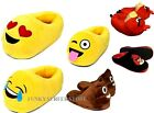 BOYS GIRLS EMOJI NOVELTY SLIPPERS KIDS CHILDRENS ANGRY BIRDS SLIPPER SLIP ON