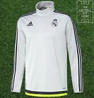 Real Madrid Training Sweater -  Official adidas Boys Football Top - All Sizes