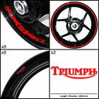 Triumph Street Triple 675 Motorcycle Sticker Decal Graphic kit SPKFP1TR013 £77.0 GBP on eBay