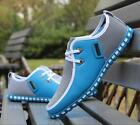 2017 New Men's Smart Casual fashion shoes breathable sneakers running shoes