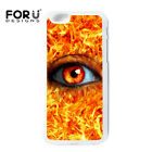 Cool Big Eye Printed Cell Phone Case For iPhone 6 Mobile Phone Protector Cover