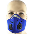 Anti Dust Motorcycle Bicycle Cycling Ski Half Face Mask Filter
