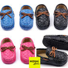Traditional Baby Loafers Formal Wedding Christening Suit Shoes by Moshi Babies