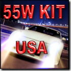 55W H13 Dual Beam ( Hi Halogen / Lo HID ) HID Kit High & Low Beam @