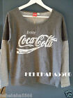 COCA COLA Licensed Pyjamas Top Jumper Sweater Primark 6-20 Christmas Gift BNWT