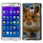 Hard Phone Case Cover Skin For Samsung Hamster