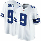 Dallas Cowboys NFL Tony Romo #9 Nike On Field Limited Official Men's Jersey