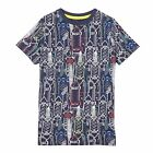 Bluezoo Kids Boys' Navy Skateboard Print T-Shirt From Debenhams