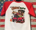 Vintage '68 Rats Hole Original Old Chevys transfer on baseball 3/4 RARE Tee
