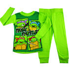 new Boys TMNT Ninja Turtle pyjamas pjs sleepware size 0 2 3 4 100% cotton xmas