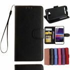 Slim Leather Wallet Card Slot Folio Book Cover Case For Huawei Mate 8&Y3/5/6 II