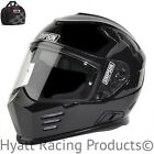 Simpson Ghost Bandit Motorcycle Helmet DOT - All Sizes & Colors (Free Bag)