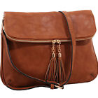 Emperia Outfitters Handbag Daisy Messenger Crossbody Concealed Carry Purse CCW