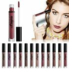 12 Color Waterproof Lip Liquid Pencil Matte Lipstick Makeup Lip Gloss