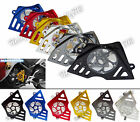 Front Sprocket Cover Chain Guard Protector Fit 11-15 HONDA CBR250R CBR 250 R/RA