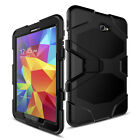 Heavy Duty Shockproof Rubber Armor Stand Case For Samsung Galaxy TabA 10.1''T580