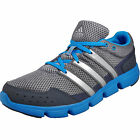 Adidas Breeze 101 Mens Running Shoes Fitness Gym Trainers Grey