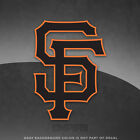 "San Francisco Giants Logo Vinyl Decal Sticker MLB - 4"" and Larger Sizes - Glossy on Ebay"