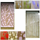 Decorative String Curtain Drape Fringe Door Window OR Door Panel Room Divider