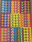 Scratch and Sniff Stickers - Great Variety - Student Teacher Rewards Collectable