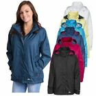Trespass Womens Waterproof Jacket Cycling Camping Raincoat with Hood
