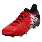 adidas Men's X 16.3 FG Red/White/Core Black BB5640