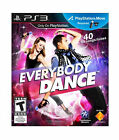 Play Station 3 Everybody Dance  PS3 40 hit songs Teen 2011