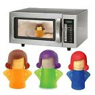 Hot Newest Metro Angry Mama Microwave Cleaner Kitchen Gadget Tool Useful