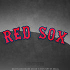 "Boston Red Sox Jersey Logo Vinyl Decal Sticker MLB - 4"" and Larger - Glossy on Ebay"