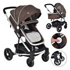 US Travel 2 In1 Foldable Baby Stroller Kids Newborn Infant Pro Buggy Pushchair