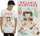 """New Licensed Melanie Martinez Cry Baby """"PITY PARTY"""" Unisex Tee For Adults"""