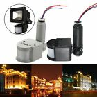 180°Outdoor Security Infrared PIR Motion Sensor Detector Wall LED Light Switch