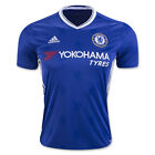 adidas Youth Chelsea 16/17 Home Jersey Chelsea Blue/White AI7124